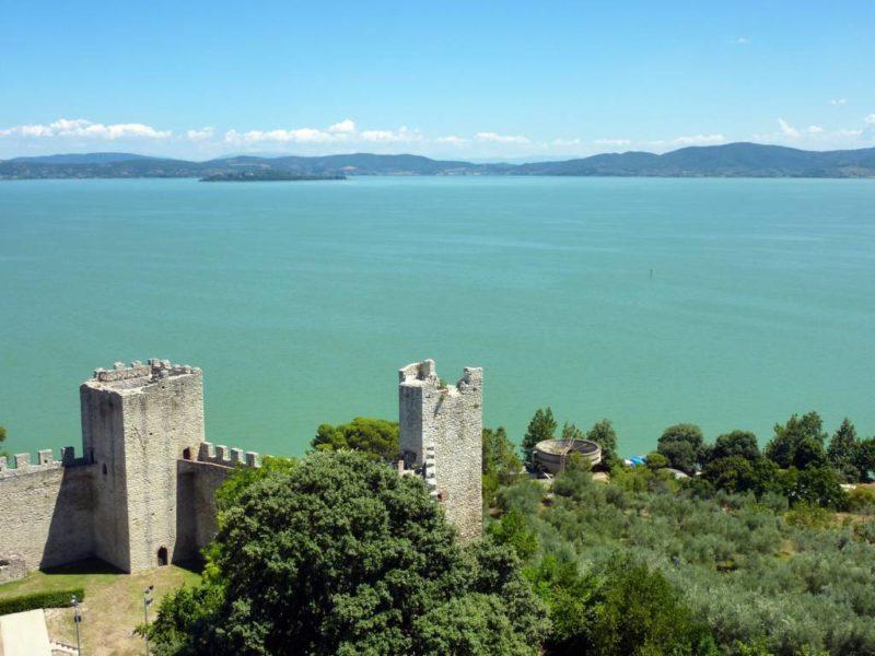 Castiglione del Lago - Lago Trasimeno