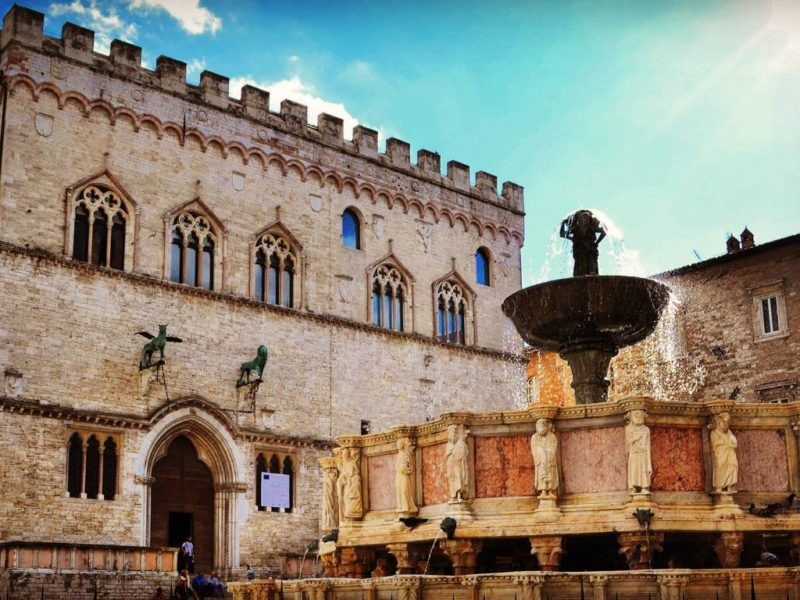 Perugia - fontana maggiore
